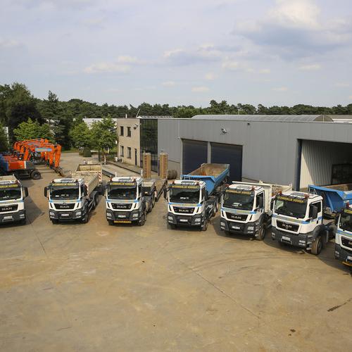 Vermetten Wegenbouw NV - Rioleringswerken